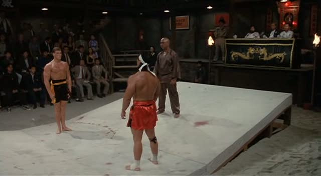 Bloodsport Collection dvd rip's XviD Rets preview 0